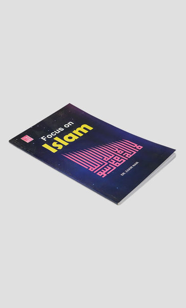 Focus On Islam 70 pages - Final Sale Item_Front_View