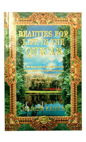 Beauties for Life in the Quran By Harun Yahya - Final Sale Item_Front_View