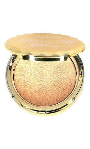 Saleha Beauty Highlighter-Hollywood Gold-FINAL SALE_Front_View