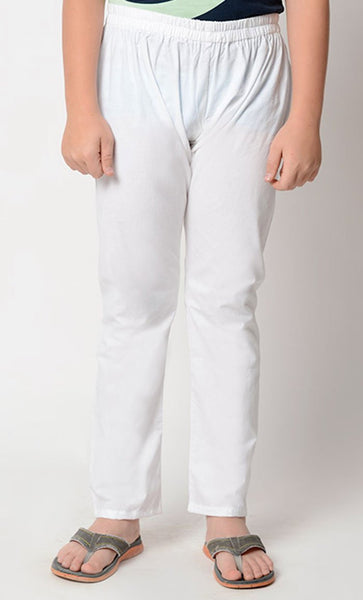 Cotton Solid pant for Boys_As Pictured_Front_View