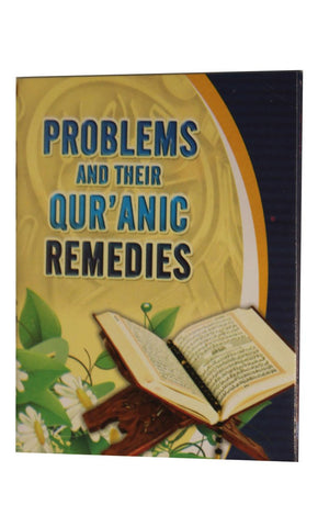 Problems and their Quranic Remedies - Final Sale Item_Front_View