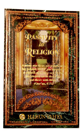 Passivity in Religion By Harun Yahya - Final Sale Item_Front_View