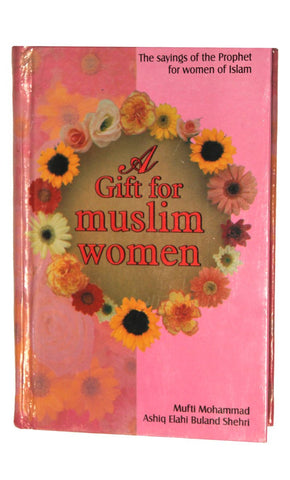 A Gift For Muslim Women   - FINAL SALE ITEM_Front_View