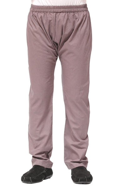 Boys poplin pants_As Pictured(Out Of Stock)_Front_View