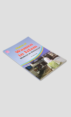 Rights of Women in Islam Modern or Outdated? - Final Sale Item_Front_View