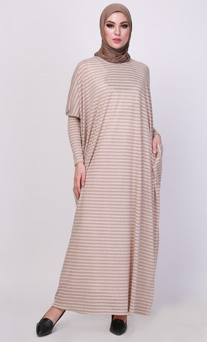 Tortilla Striped Kaftan