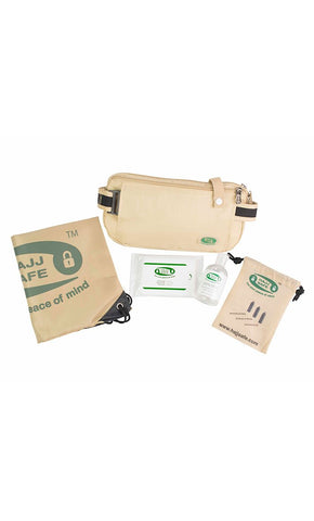 EAST ESSENCE - Special Hajj Safe Brothers Kit-Beige - Final Sale Item_Front_View