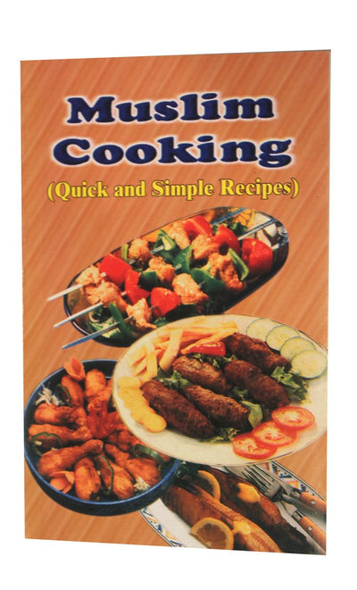 Muslim Cooking - FINAL SALE ITEM_Front_View
