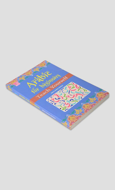 Arabic for beginners Teach Yourself - Final Sale Item_Front_View