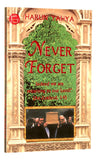 Never Forget By Harun Yahya - Final Sale Item_Front_View