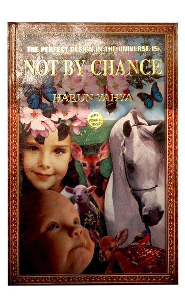 Not By Chance by Harun Yahya - Final Sale Item_Front_View