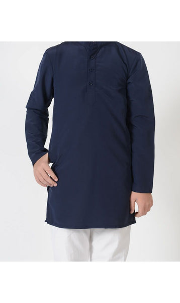 Mens Basic Kashibo Uniform Tunic - Final Sale - EastEssence.com