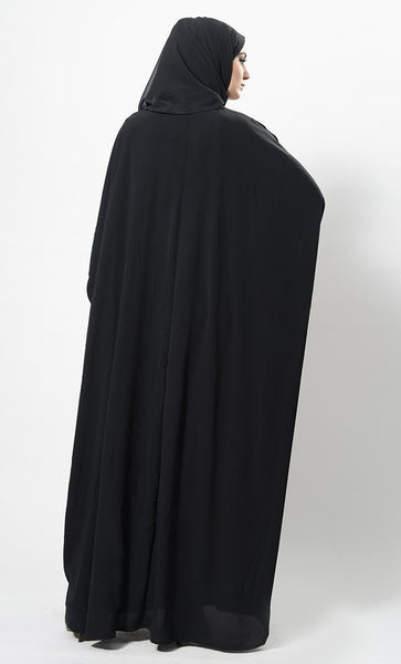 Mix and match loose fit abaya + Free Hijab - EastEssence.com