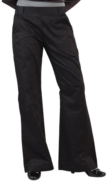 Modest Wear Women'S Bell Bottom Pants - EastEssence.com