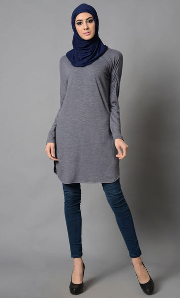 Most Basic Tunic-Final Sale Item - EastEssence.com