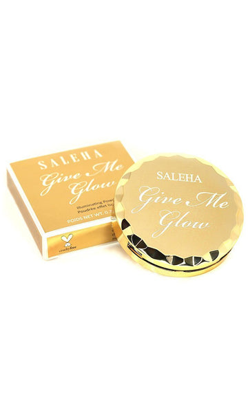 Saleha Beauty Highlighter- Iconic Bronze- Final Sale - EastEssence.com