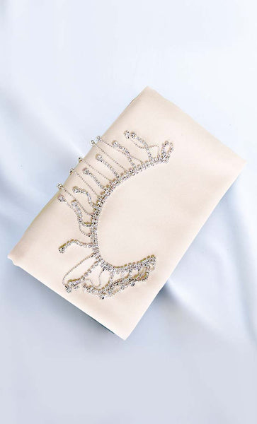 Set of 3 classic dangle crystal hijab - EastEssence.com
