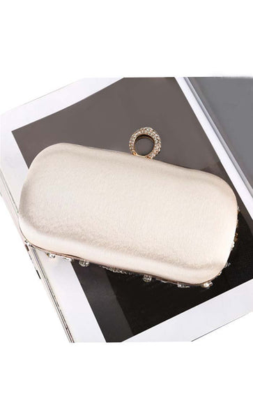 Shimmer and Shine Clutch - Gold - EastEssence.com