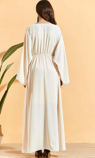 Summer Eve Everyday Abaya - *Size Up* - EastEssence.com