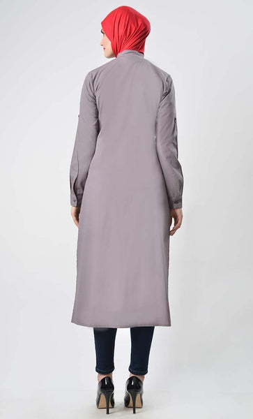 Summer everyday cotton tunic - EastEssence.com