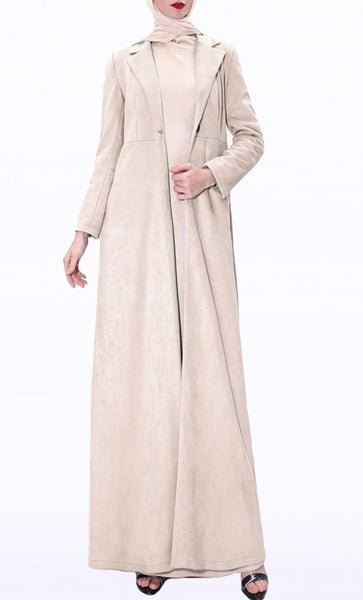 Sweet Winter Layer Coat-Cream - EastEssence.com