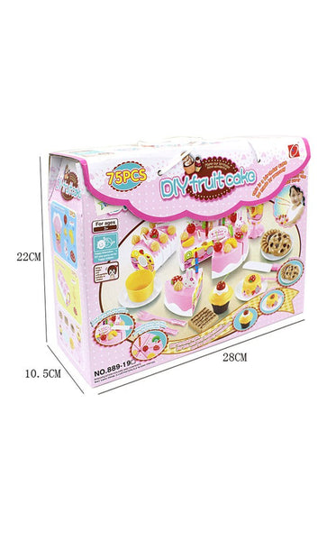 Tea-Party Cake Set for Kids - EastEssence.com