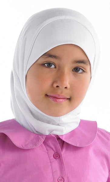 Two Piece Basic - Hamzah Science Academy Hijab - EastEssence.com