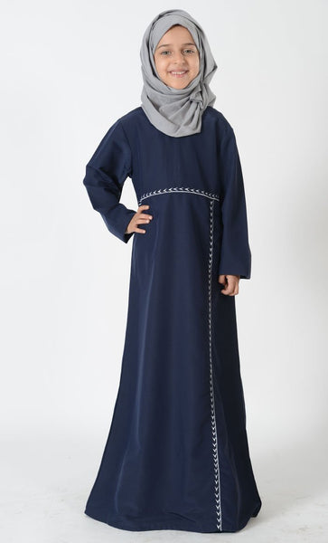 Uniform Abaya- Kids Sizes - EastEssence.com