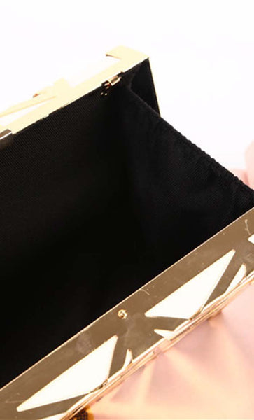 Wabi Sabi Clutch - Black - EastEssence.com