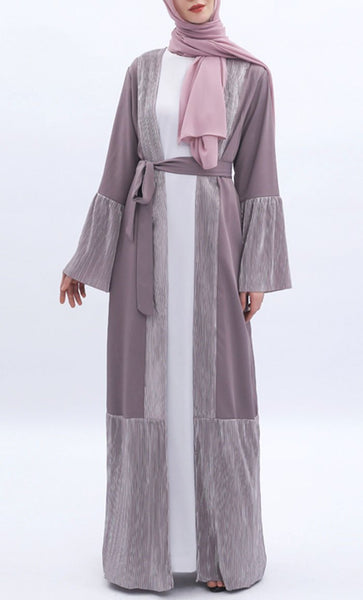 Walk In Trend Shrug - Lavender - *Size Up* - EastEssence.com