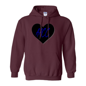 Soulful Heart Hoodies (No-Zip/Pullover)
