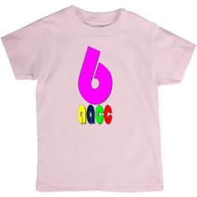 Load image into Gallery viewer, Pink 6 T-Shirts (Youth Sizes)
