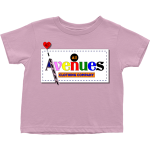 Crayon Box T-Shirts (Toddler Sizes)