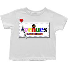 Load image into Gallery viewer, Crayon Box T-Shirts (Toddler Sizes)