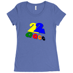 aaccrayon Deuces T-Shirts