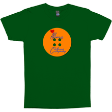 Load image into Gallery viewer, Orange Button Up T-Shirts