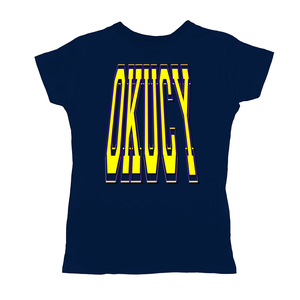 OKUCY Sun Blocks T-Shirt