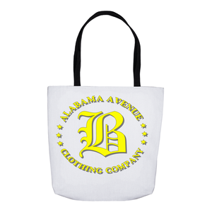 Alabama Avenue Clothing Company Tote Bags