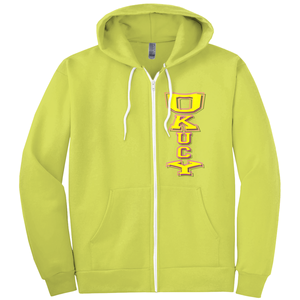 OKUCY Hoodies (Zip-up)