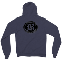 Load image into Gallery viewer, Alabama Avenue Clothing Company Home Team B Hoodies (Zip-up)