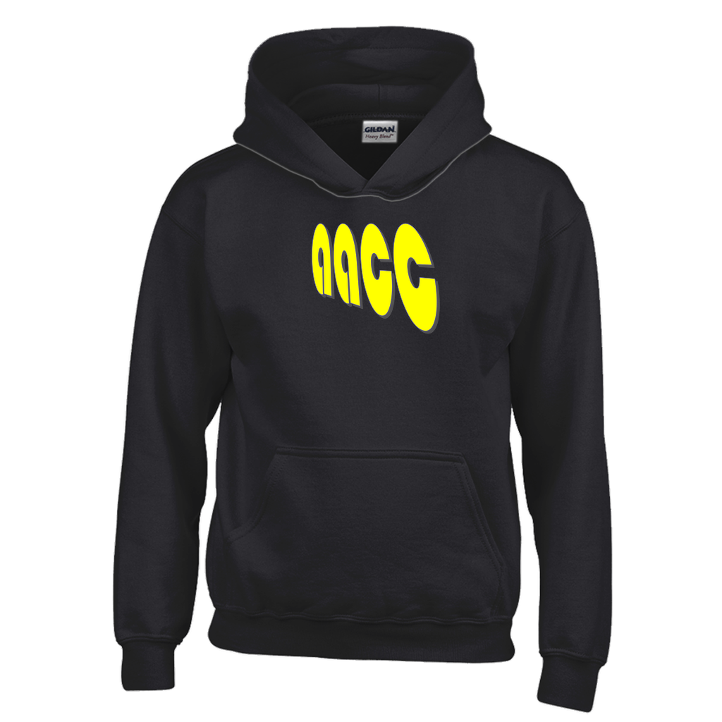 aacc retro Hoodies (Youth Sizes)
