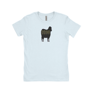 Blaacc Sheep Ladies  T-Shirts