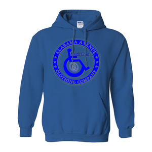 Handi Hero Hoodies (No-Zip/Pullover)