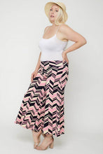 Load image into Gallery viewer, Chevron Print Pants