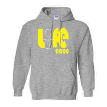 Load image into Gallery viewer, Life Hoodies (No-Zip/Pullover Yelo)