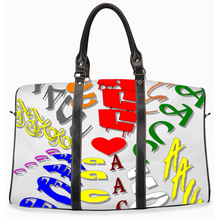Load image into Gallery viewer, Hearts Verts Travel Bags