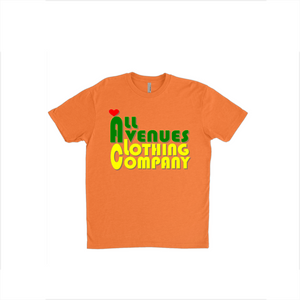 Dat Green and Gold Love T-Shirts
