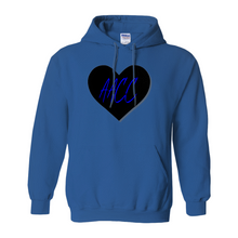 Load image into Gallery viewer, Soulful Heart Hoodies (No-Zip/Pullover)
