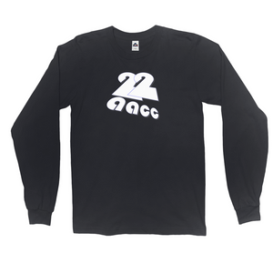 AACC DEUCES Long Sleeve Shirts