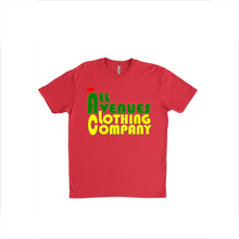 Load image into Gallery viewer, Dat Green and Gold Love T-Shirts